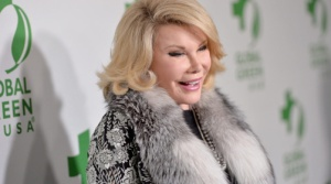 Joan Rivers, Comedian picture by Getty Images