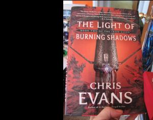 Book: Light of Burning Shadows