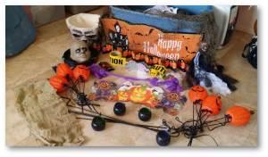 Halloween Decor: Variety